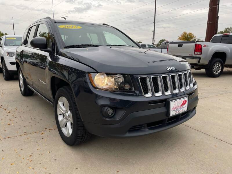 2015 Jeep Compass for sale at AP Auto Brokers in Longmont CO