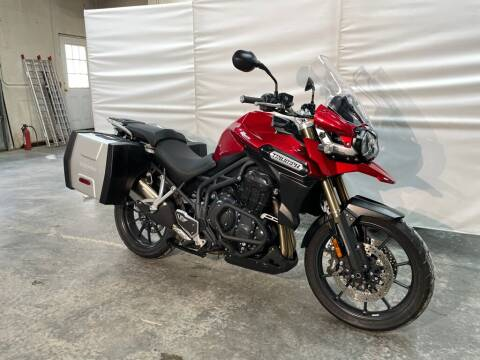 2015 Triumph Tiger Explorer ABS for sale at Kent Road Motorsports in Cornwall Bridge CT