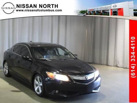 2013 Acura ILX for sale at Auto Center of Columbus in Columbus OH