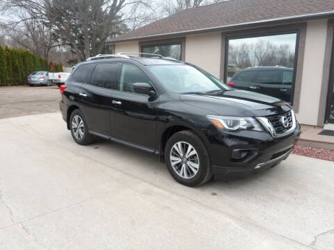 2019 Nissan Pathfinder for sale at VITALIYS AUTO SALES in Chicopee MA