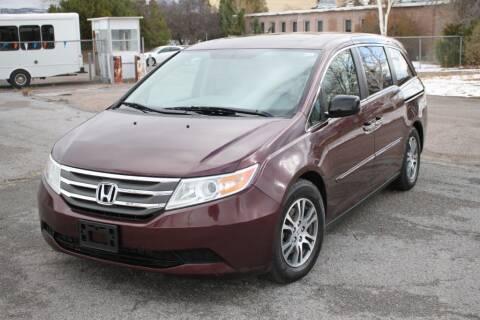 2012 Honda Odyssey for sale at Motor City Idaho in Pocatello ID