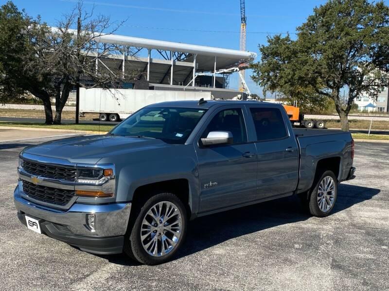 2016 Chevrolet Silverado 1500 for sale at EA Motorgroup in Austin TX