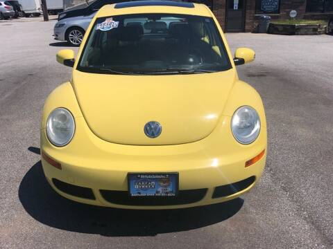 2006 Volkswagen New Beetle for sale at MR Auto Sales Inc. in Eastlake OH