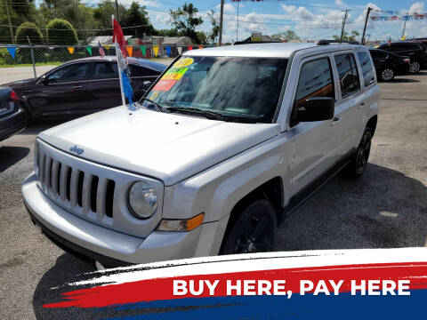 2011 Jeep Patriot for sale at GP Auto Connection Group in Haines City FL