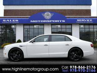 2018 Bentley Flying Spur for sale at Highline Group Motorsports in Lowell MA