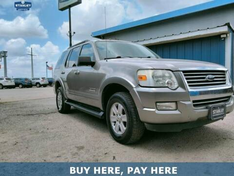 2008 Ford Explorer for sale at Stanley Direct Auto in Mesquite TX