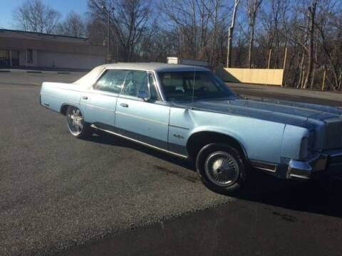 1977 Chrysler New Yorker for sale at Haggle Me Classics in Hobart IN