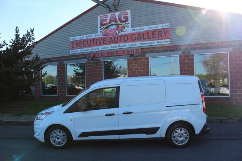 2016 Ford Transit Connect Cargo for sale at EXECUTIVE AUTO GALLERY INC in Walnutport PA