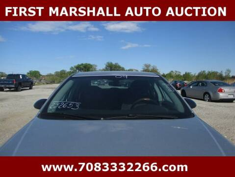 2009 Chevrolet Impala for sale at First Marshall Auto Auction in Harvey IL
