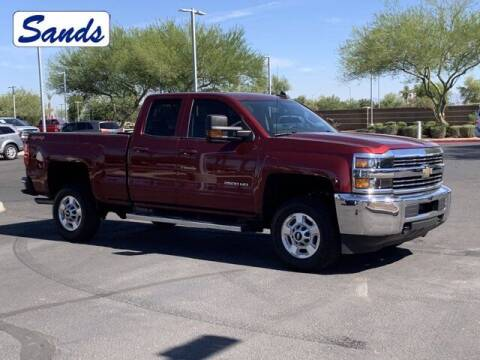 2016 Chevrolet Silverado 2500HD for sale at Sands Chevrolet in Surprise AZ