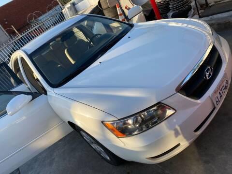 2007 Hyundai Sonata for sale at Olympic Motors in Los Angeles CA