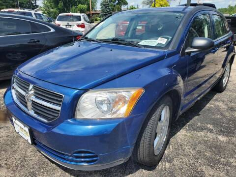 2009 Dodge Caliber for sale at Extreme Auto Sales LLC. in Wautoma WI