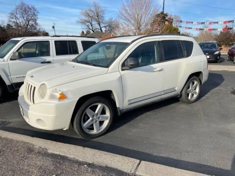 2010 Jeep Compass for sale at Auto Image Auto Sales in Pocatello ID