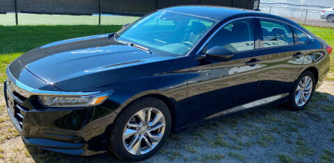 2018 Honda Accord for sale at Autoworks of Devon in Milford CT
