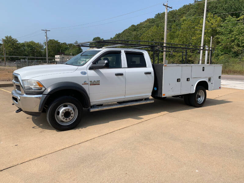 2015 RAM Ram Chassis 4500 for sale at MotoMafia in Imperial MO