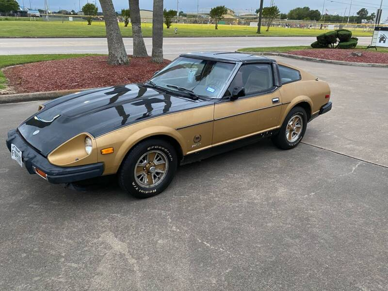 1980 Nissan 280ZX for sale at M A Affordable Motors in Baytown TX