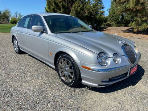2001 Jaguar S-Type for sale at Clarkston Auto Sales in Clarkston WA