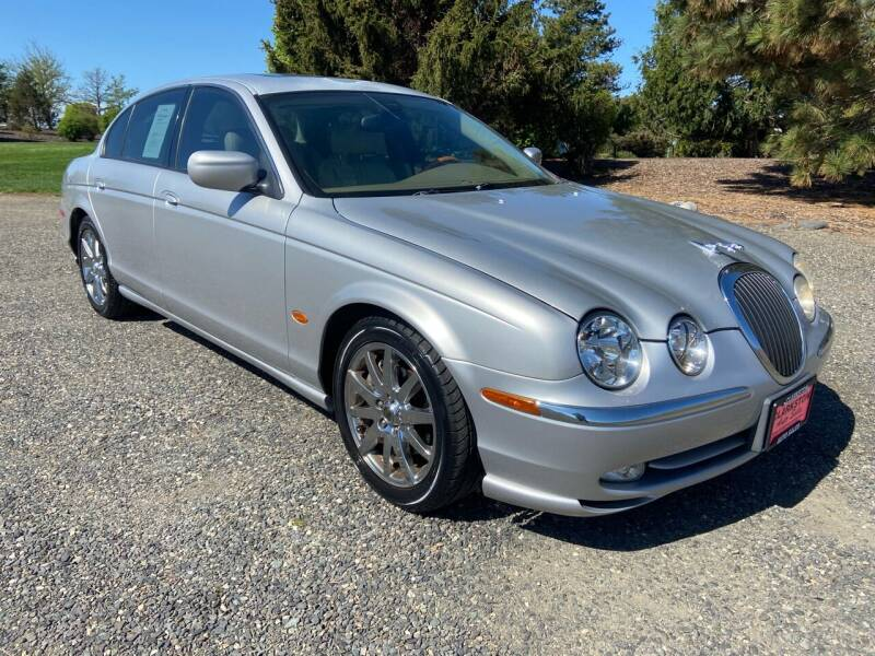 2001 Jaguar S-Type for sale at Clarkston Auto Sales in Clarkston WA
