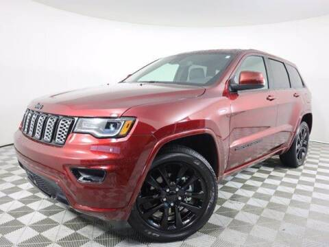 2020 Jeep Grand Cherokee for sale at CU Carfinders in Norcross GA