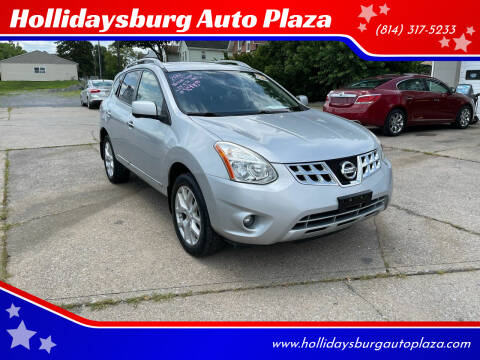 2012 Nissan Rogue for sale at Hollidaysburg Auto Plaza in Hollidaysburg PA