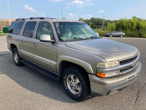 2002 Chevrolet Suburban for sale at Z Motorz Company in Philadelphia PA