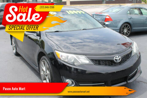 2014 Toyota Camry for sale at Pasco Auto Mart in New Port Richey FL