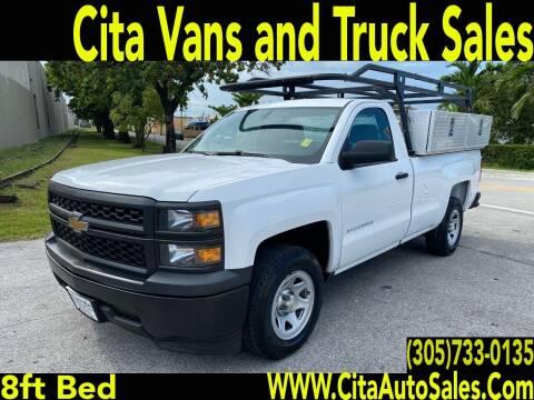 2014 Chevrolet Silverado 1500 for sale at Cita Auto Sales in Medley FL