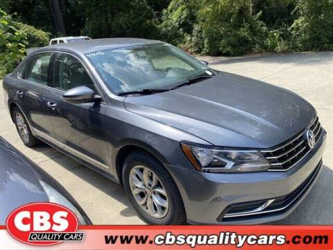 2016 Volkswagen Passat for sale at CBS Quality Cars in Durham NC