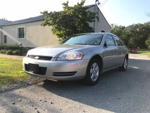 2007 Chevrolet Impala for sale at Wallet Wise Wheels in Montgomery NY