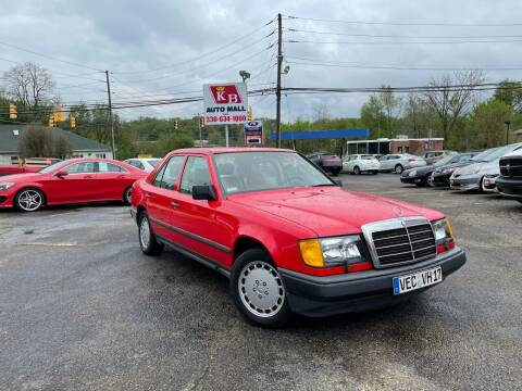 1988 Mercedes-Benz 300-Class for sale at KB Auto Mall LLC in Akron OH
