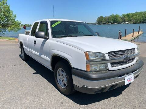 2004 Chevrolet Silverado 1500 for sale at Affordable Autos at the Lake in Denver NC