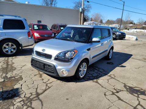 2013 Kia Soul for sale at MOE MOTORS LLC in South Milwaukee WI