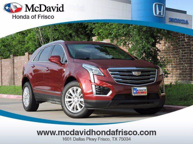 2018 Cadillac XT5 for sale in Irving, TX