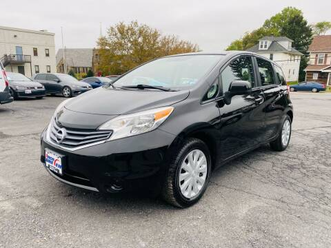 2014 Nissan Versa Note for sale at 1NCE DRIVEN in Easton PA