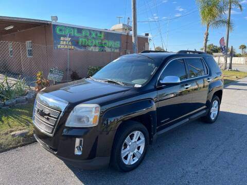 2012 GMC Terrain for sale at Galaxy Motors Inc in Melbourne FL