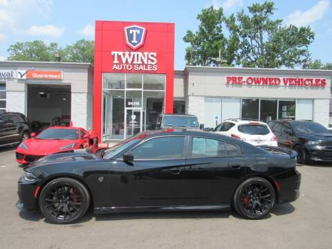 2016 Dodge Charger for sale at Twins Auto Sales Inc in Detroit MI