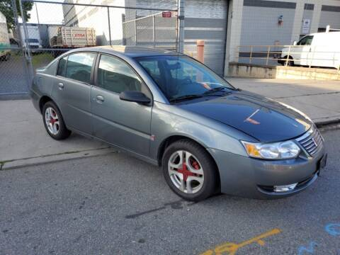 2005 Saturn Ion for sale at O A Auto Sale in Paterson NJ