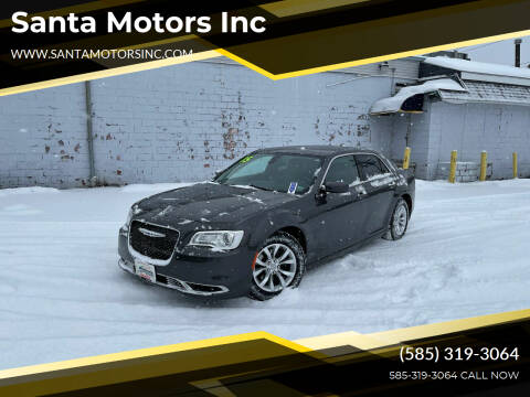 2015 Chrysler 300 for sale at Santa Motors Inc in Rochester NY