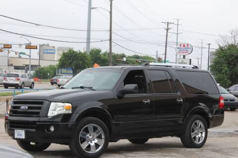 2010 Ford Expedition EL for sale at Flash Auto Sales in Garland TX