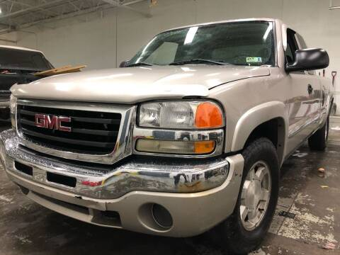 2004 GMC Sierra 1500 for sale at Paley Auto Group in Columbus OH