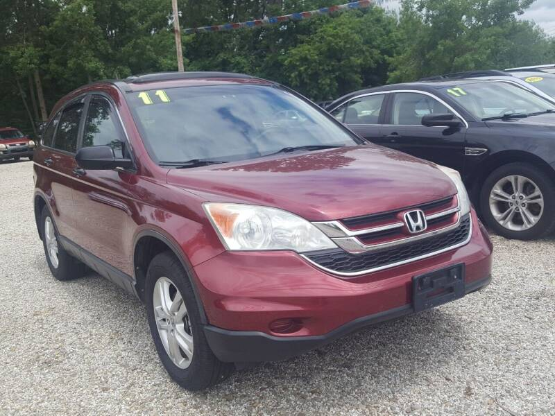 2011 Honda CR-V for sale at Jack Cooney's Auto Sales in Erie PA