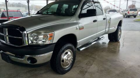 2009 Dodge Ram Pickup 3500 for sale at Moores Auto Sales in Greeneville TN