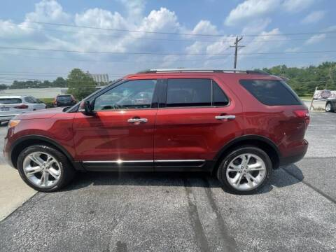 2014 Ford Explorer for sale at Keisers Automotive in Camp Hill PA