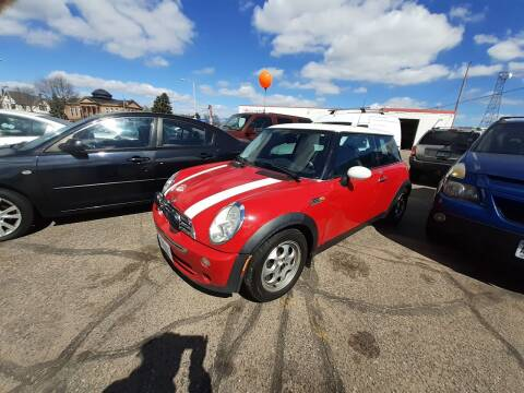 2005 MINI Cooper for sale at Tower Motors in Brainerd MN