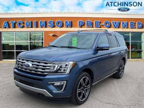 2019 Ford Expedition for sale at Atchinson Ford Sales Inc in Belleville MI