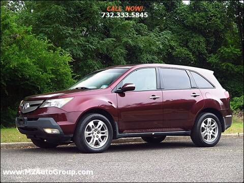 2007 Acura MDX for sale at M2 Auto Group Llc. EAST BRUNSWICK in East Brunswick NJ