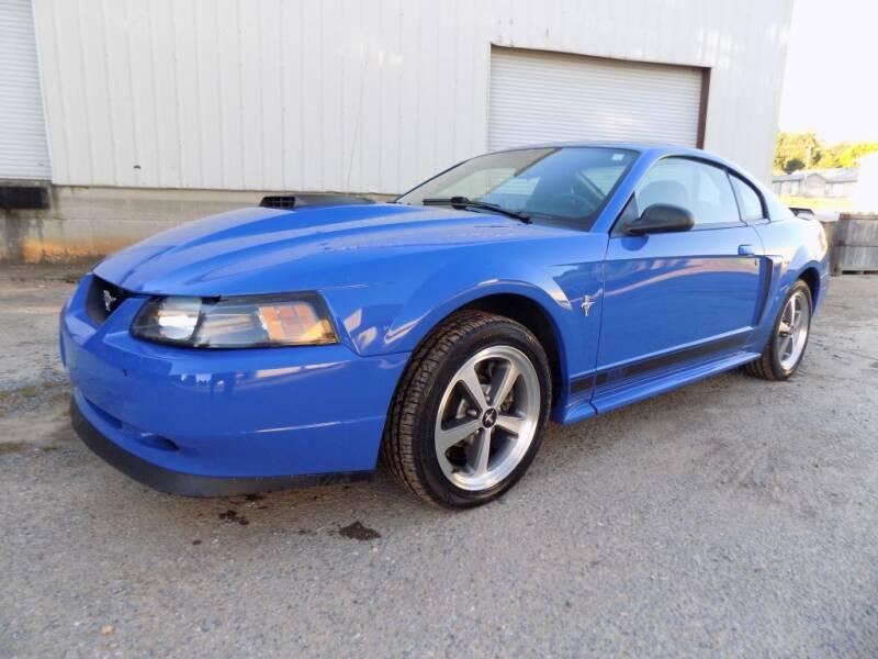 2003 Ford Mustang for sale at S.S. Motors LLC in Dallas GA
