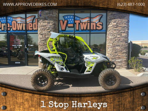2015 Can-Am Maverick 1000 XDS Turbo for sale at 1 Stop Harleys in Peoria AZ