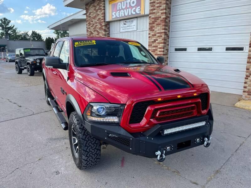 2017 RAM Ram Pickup 1500 for sale at River Motors in Portage WI