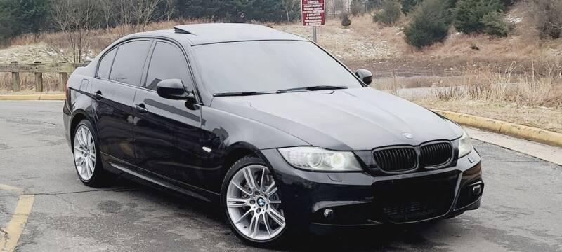 2011 BMW 3 Series for sale at BOOST MOTORS LLC in Sterling VA